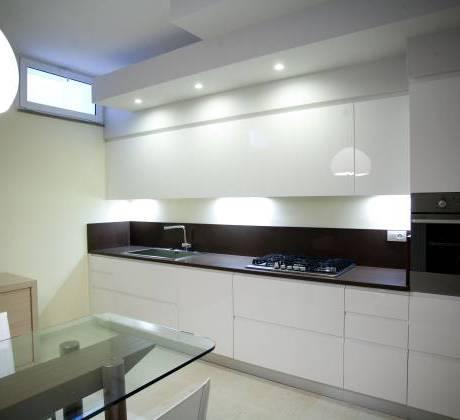 Ambientazione Cucine Moderne.Cucine Moderne Progetto Legno